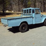 kgt 150x150 1969 Toyota FJ45 Pickup For Sale