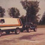 4x4 van, 4wd van, lifted van