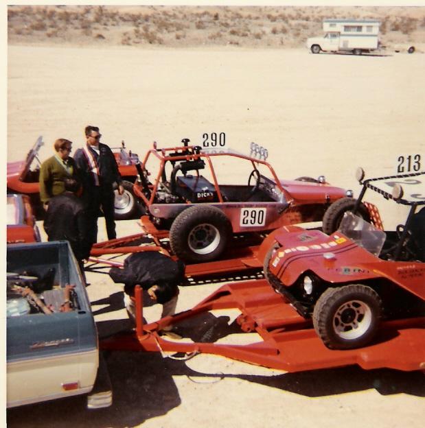 Vintage 1967 NORRA Mexican Baja 1000 Videos