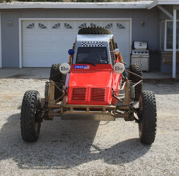Vintage Tandem Funco Off Road Racing Buggy For Sale