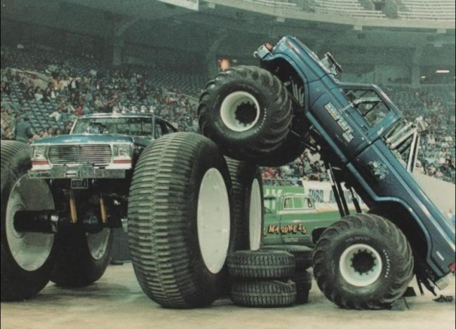 bigfoot monster truck, bigfoot, monster truck, ford monster