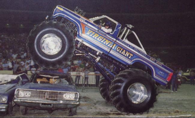 monster truck, ford monster