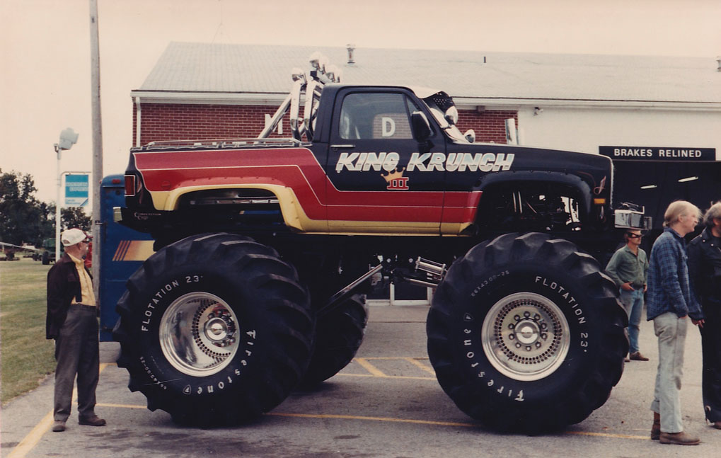 New Ford Trucks >> Even More Vintage Monster Truck Photos!