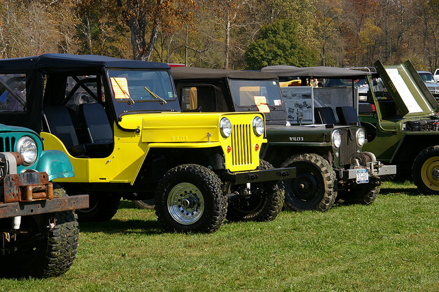 jeep show, willys show, willys jeep show