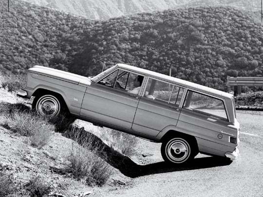 jeep wagoneer,