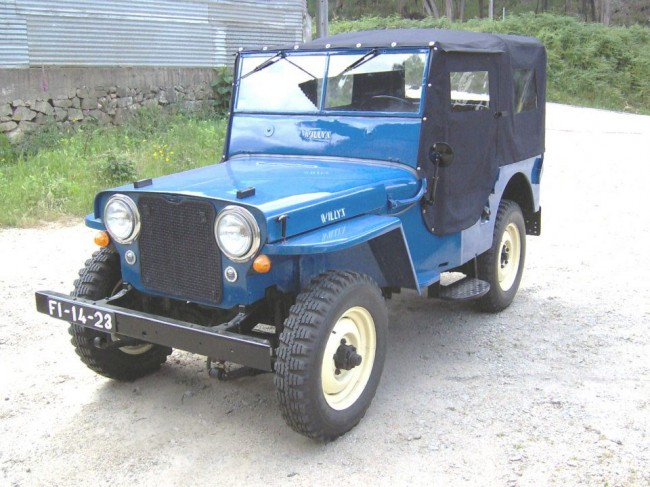 portugal willys, portugal jeep