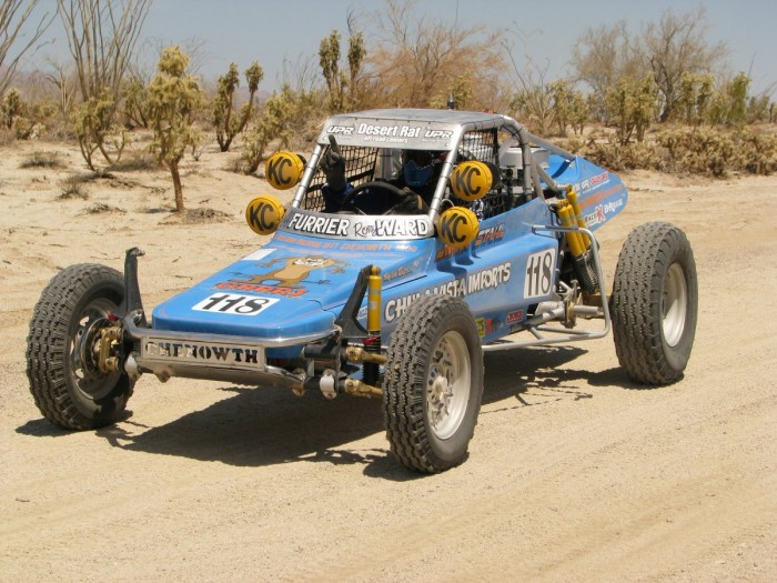 Rory Ward collection.  Mark Stahl Chenowth at the 2011 NORRA Mexican 1000.  1st place