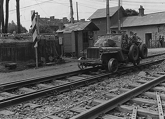 jeep train, willys train,