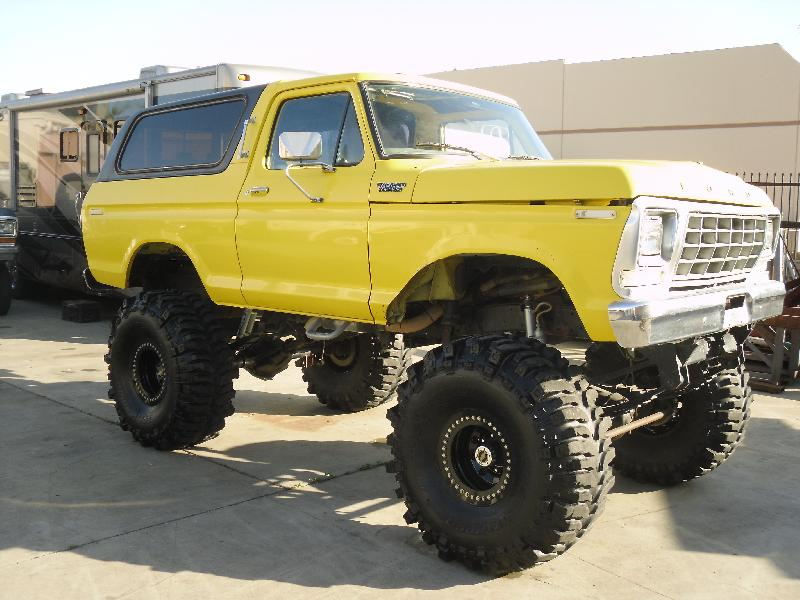 Ford Bronco Monster Truck | 2017, 2018, 2019 Ford Price, Release Date, Reviews