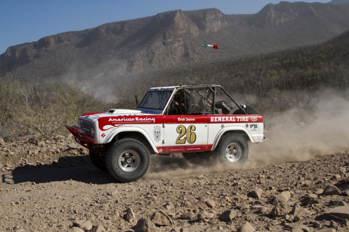 2012 NORRA General Tire Mexican 1000