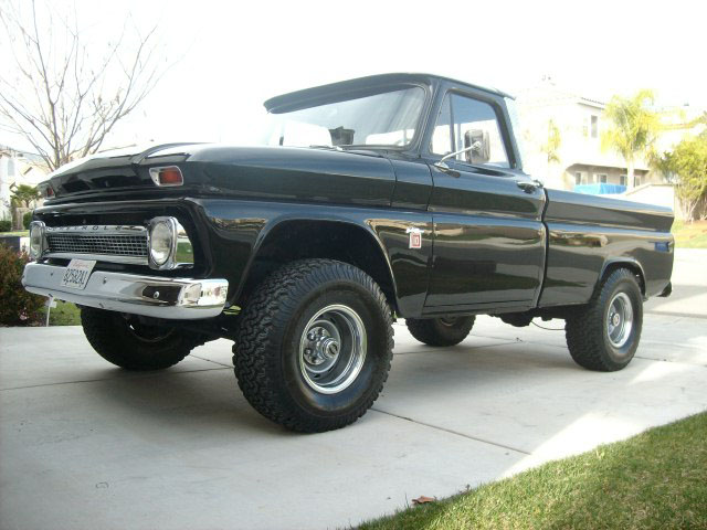 Chevy C10 4x4 for Sale http://offroadaction.ca/2013/02/12/1964-chevy ...