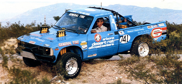 Post image for 1980 Half-Ton Toyota Race Truck