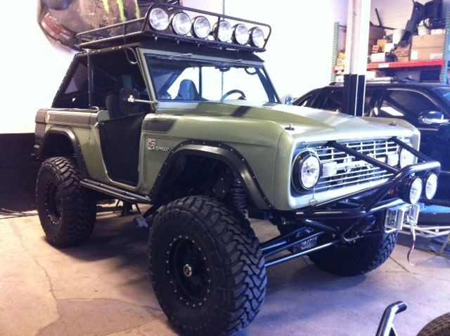 Post image for 1966-1977 Ford Bronco's For Sale