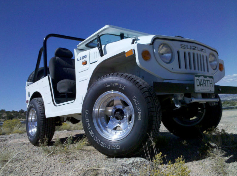 Post image for 1972 Suzuki LJ20 Jimny / Brute IV