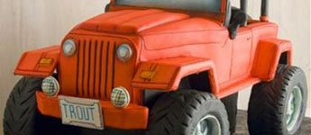 Thumbnail image for Did You Ever Have An Off Road Birthday Or Wedding Cake?