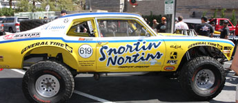 Thumbnail image for Vintage Show N' Shine at the 2013 Mint 400