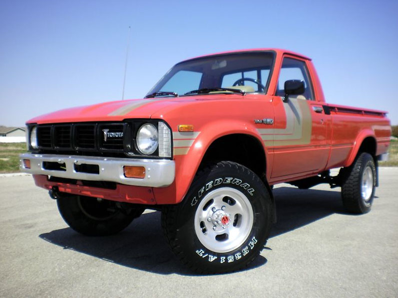1979 toyota pickup 4x4 for sale car interior design. Black Bedroom Furniture Sets. Home Design Ideas
