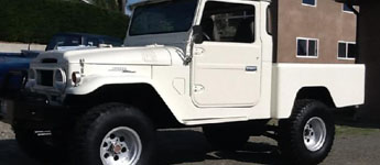 Thumbnail image for 1965 Toyota FJ45 Shortbed Land Cruiser