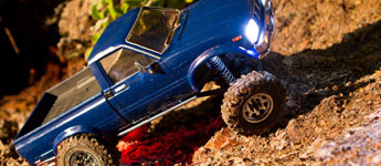 Thumbnail image for Vintage Toyota & Ford R/C's in Action