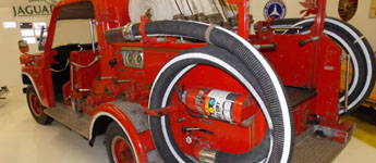 Thumbnail image for 1980 Toyota FJ56 Land Cruiser Fire Engine