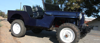 Thumbnail image for 1947 Willys CJ2A For Sale