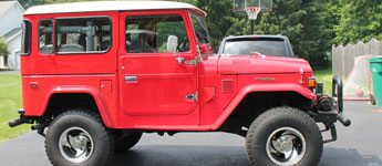 Thumbnail image for 1979 Toyota FJ40 Land Cruiser For Sale