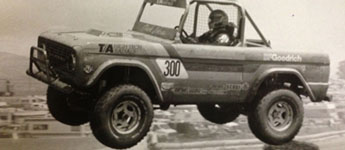 Thumbnail image for Chuck Johnson Bronco Race Photos