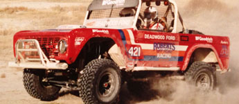 Thumbnail image for Scott Roberts 1977 Race Bronco