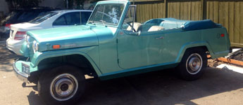 Thumbnail image for 1970 Jeepster