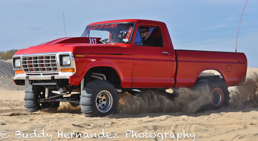 Ford drag truck submited images