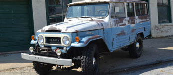 Thumbnail image for 1963 Toyota Land Cruiser FJ45LV