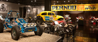 Thumbnail image for Petersen Auto Museum Baja 1000 Exhibit