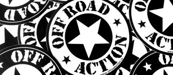 Thumbnail image for Off Road Action 4″ Stickers