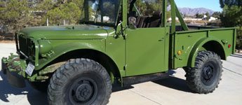 Thumbnail image for 1952 Dodge M37 Power Wagon