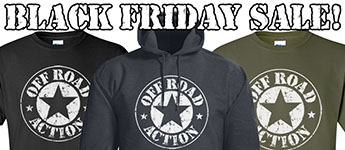 Thumbnail image for Off Road Action Black Friday Sale!