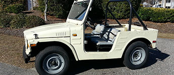 Thumbnail image for 1972 Suzuki LJ20 Jimny For Sale