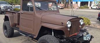 Thumbnail image for 1947 Willys Truck
