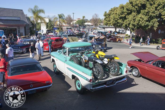 27th Annual Burger Run Car Show
