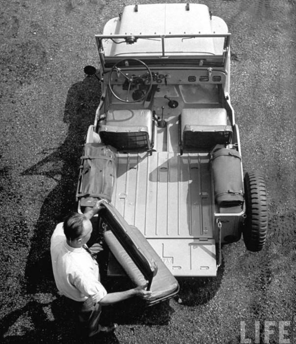 willys jeep life magazine