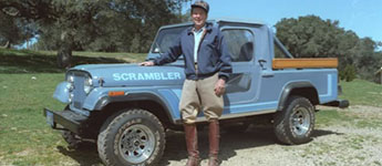Thumbnail image for Ronald Reagan: The USA President And His Jeeps