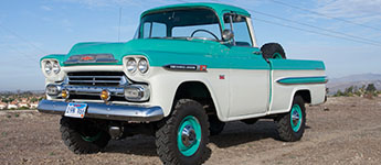 Thumbnail image for Gary Hough's 1959 Chevy NAPCO Apache 3100