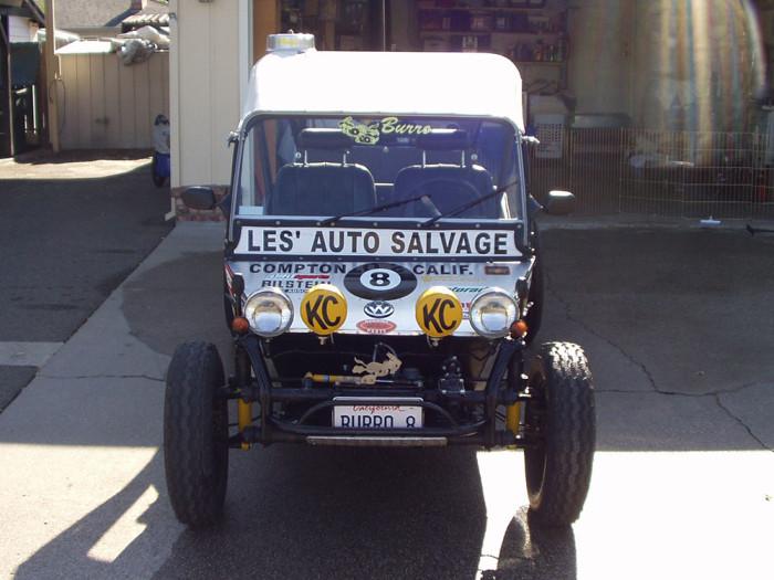 1968 Burro Buggy