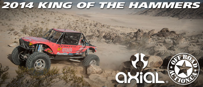 2014 King of the Hammers - Off Road Action - Axial Racing - Getsome Photo