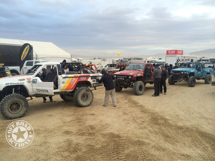 Vintage rides of the 2014 King of the Hammers
