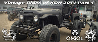 Thumbnail image for Vintage Rides of KOH 2014 Part 1