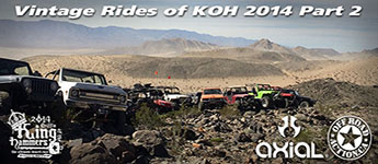 Thumbnail image for Vintage Rides of KOH 2014 Part 2