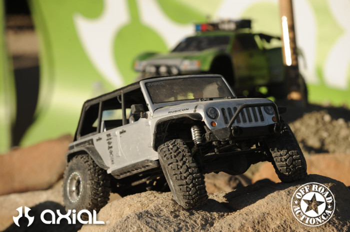 2014 King of the Hammers - Axial Racing - Off Road Action - Getsome Photo