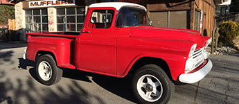 Thumbnail image for Lake Tahoe 1959 Chevy