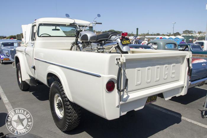 2014 GoodGuys Del Mar car show