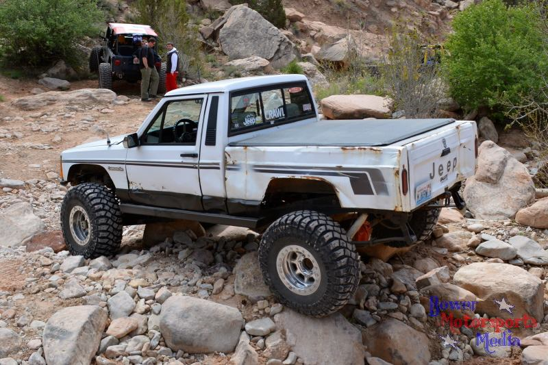 Moab Easter Jeep Safari 2014